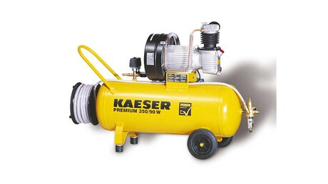 Premium Classic reciprocating compressor